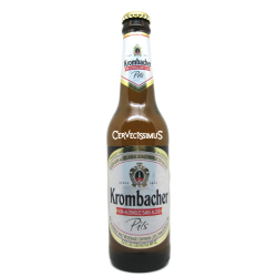 Krombacher Pils Sin Alcohol