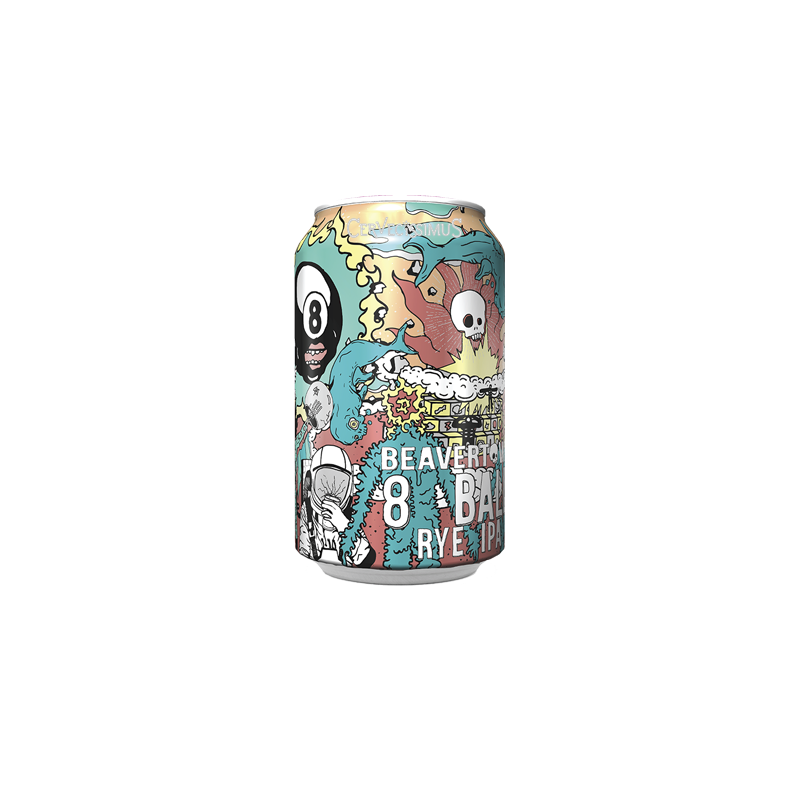 Beavertown 8 Ball Lata